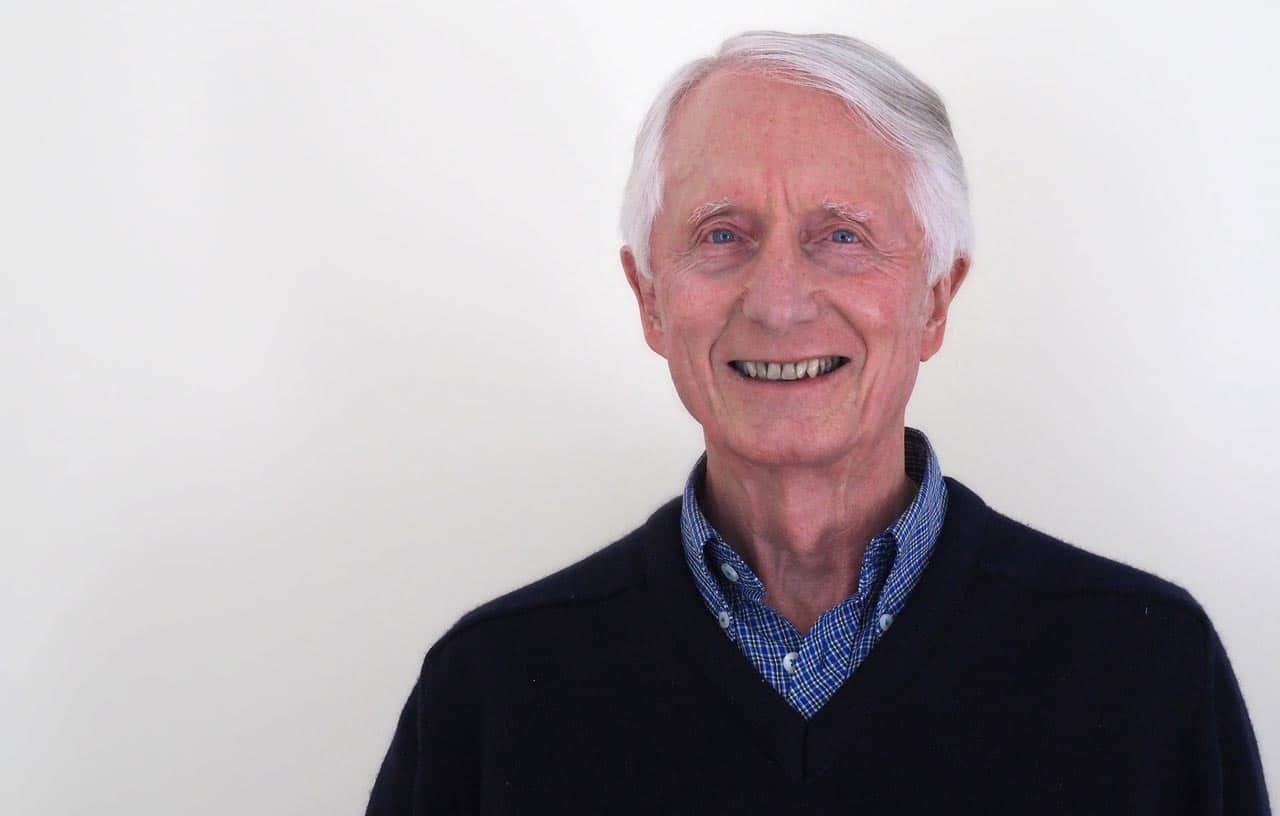 President and Project Chair, Alan Hall-Watson
